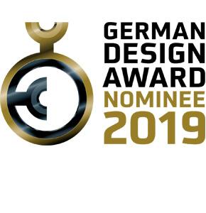 Nominierung für den German Design Award 2019, Ruth Sellack Schmuckobjekte Stuttgart