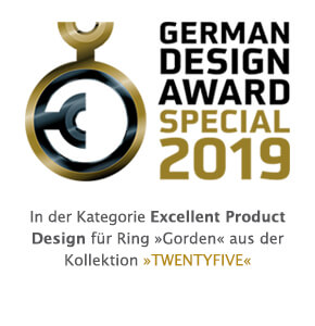 Prämierung: German Design Award Special 2019, Kategorie Excellent Product Design