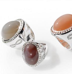 Ringe Caramelle in neuen Farben